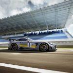 AMG GT3 : Mercedes dévoile la version course de l'AMG GT