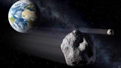 Photo de Météorite : découverte d'un cratère de 400 km de diamètre