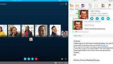 Microsoft : Lync va devenir Skype for Business