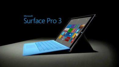 Photo of Microsoft : une Surface Pro 4 sans ventilateur et avec un écran XL