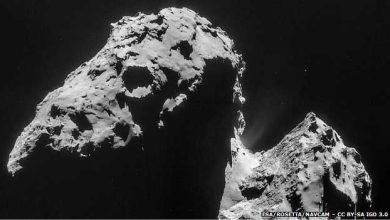 Photo de Mission Rosetta : le mystère du vent a été résolu