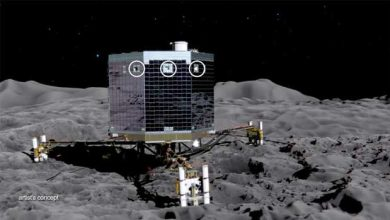 Mission Rosetta : Philae a le sommeil profond