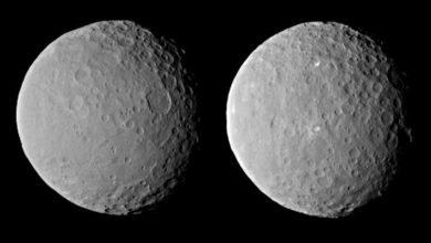 NASA : qu'est-ce qui brille sur Cérès ?