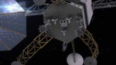 Photo de NASA : une mission pour prélever un morceau d'astéroïde