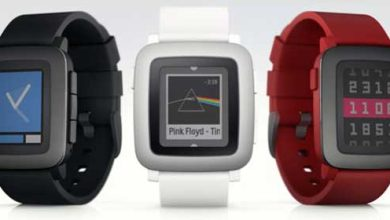 Photo de La Pebble Time adopte la couleur