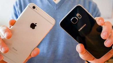 Photo de Photographie : Galaxy S6 vs iPhone 6 Plus