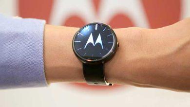 Photo de Plus de personnalisation pour la nouvelle Moto 360 qui sera plus petite