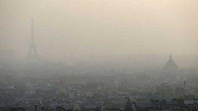 Photo de Pollution aux particules : Paris en état d'alerte