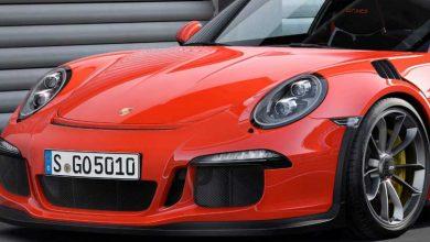 Photo de Porsche : look agressif et près de 500 ch pour la 911 GT3 RS