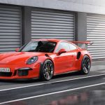 Porsche : look agressif et près de 500 ch pour la 911 GT3 RS