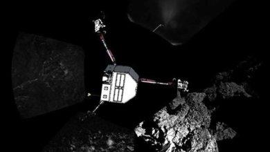 Photo de Philae : se réveillera ou se réveillera pas ?