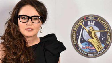 Photo of Sarah Brightman : 65 millions de dollars pour chanter depuis l'ISS