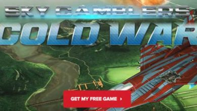 Sky Gamblers Cold War : gratuit pendant une durée limitée