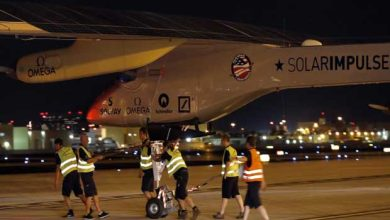 Photo of Solar Impulse 2 : 1 465 km pour un premier record du monde