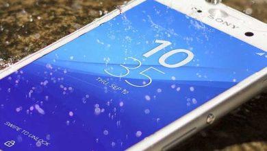 Photo of Sony : de l'étanchéité pour le Xperia M4 Aqua