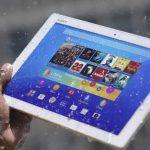 Xperia Z4 Tablet : Sony veut séduire les professionnels