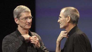 Photo de Tim Cook avait suggéré la moitié de son foie pour épargner Steve Jobs