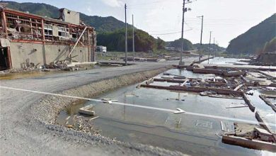 Photo de Tsunami de 2011 : Street View se met à jour
