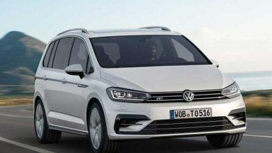 Photo de VW : le nouveau Touran fuite sur le net avant le Salon de Genève
