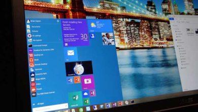 Photo de Windows 10 : arrivée d'une build 10041