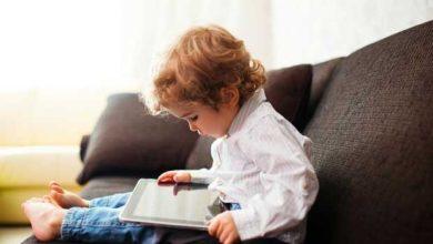Photo of 36% des nourrissons de moins d'un an ont déjà manipulé un écran tactile