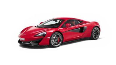540C : McLaren dévoile son plus petit modèle