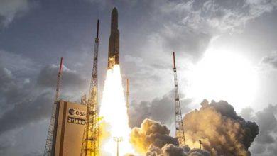 Photo of 64e succès d'affilée pour Ariane 5