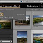 Adobe propose Lightroom au Creative Cloud pour la photo avec des nouveautés