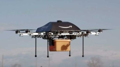 Photo de Amazon teste les livraisons par drone au Canada