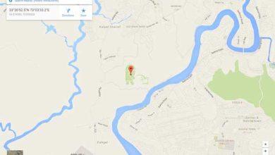 Photo de Android « pisse » sur Apple, c'est dans Google Maps