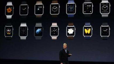 Photo de Apple Watch : lancement dans moins d'une semaine