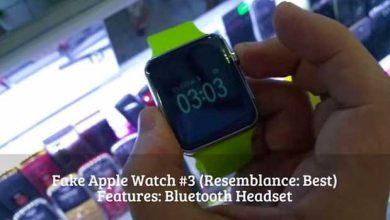 Photo of Apple Watch : les copies inondent la Chine