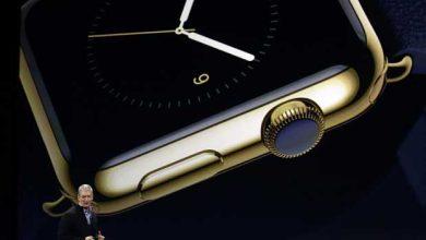 Photo de Apple Watch : pas de commercialisation en Suisse avant le 5 décembre 2015
