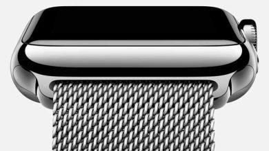 Photo de Apple Watch : pas de stock pour le 24 avril !