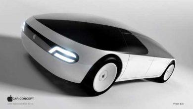 Photo de 1 500 dollars pour avoir imaginé ce que pourrait être l'Apple Car
