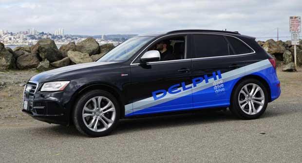 Audi Q5 : 5 415 kilomètres parcourus en conduite autonome 1