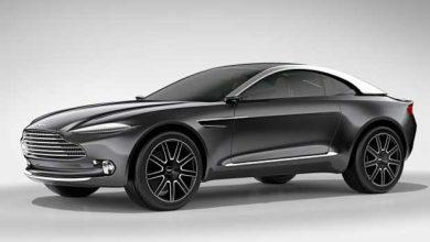 Photo de Bientôt un SUV signé Aston Martin