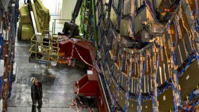 Photo de CERN : le LHC a redémarré pour une deuxième phase d'exploitation