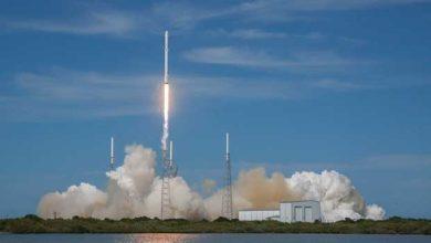 SpaxeX en est à son sixième tir pour approvisionner la station ISS.