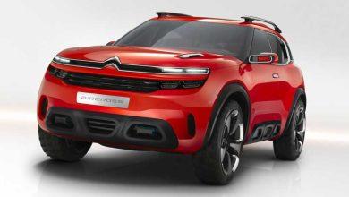 Photo de Aircross : un nouveau SUV compact chez Citroën