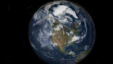 Photo de De la Pangée à aujourd'hui : une vidéo qui montre 200 millions d'années d'évolution