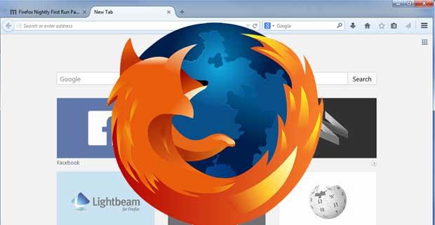 Firefox 38 arrive en version bêta 64 bits pour Windows 1