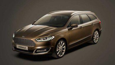 Photo de Mondeo Vignale : Ford propose du grand luxe