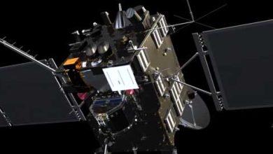 Photo de Frayeur sans gravité pour Rosetta