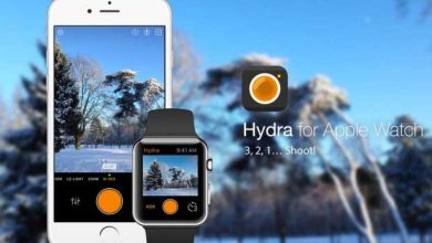 Photo de Hydra 1.1 adopte l'Apple Watch