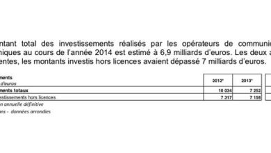 Photo de Free : 23,2% de son chiffre d'affaires en investissements
