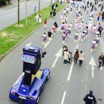ISIS Viséo : un véhicule « Transformer » pour la police d'Evry !
