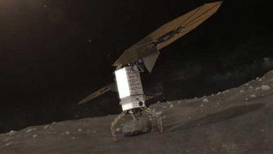 Photo de La NASA ne va ramener qu'un bout au lieu d'un astéroïde complet