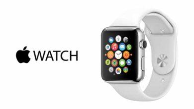 Photo de L'Apple Watch arrive enfin… presque