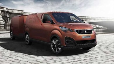 Photo de Le Bistrot du Lion : Peugeot conçoit un « food truck » pour l'Exposition universelle de Milan